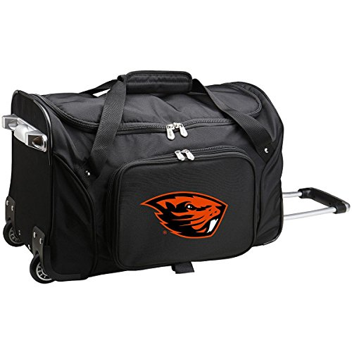 NCAA Oregon State Beavers Wheeled Duffle Bag