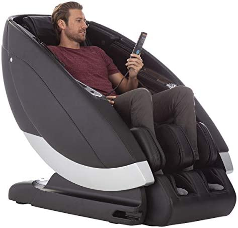 Human Touch Super Novo Massage Chair, One Size, Black