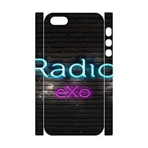 iphone 5 5s Cell Phone Case 3D radio exo 91INA91113337