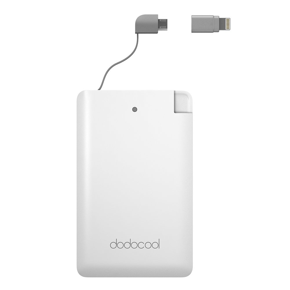 Power bank dodocool 2500 mAh