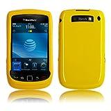 Cbus Wireless Lemonade Opaque TPU Flex-Gel Case / Skin / Cover for BlackBerry Torch 9800 / Torch 9810 / 9810 4G / Torch 2