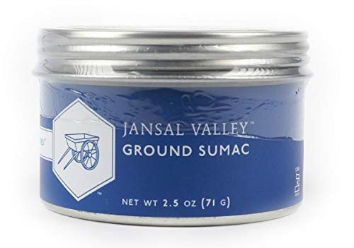 (Jansal Valley Ground Sumac, 2.5 Ounce)