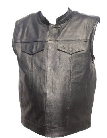 Best Leather Biker Vest - 2