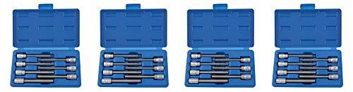 Neiko 10076A 3/8-Inch Extra Long Metric Hex Bit Socket Set   7-Piece Set (4-(7-Piece Set))