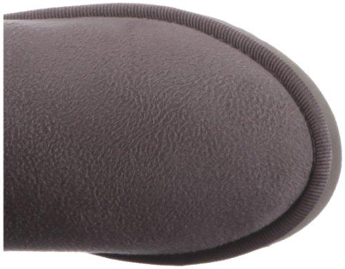 ESPRIT Uma Stitch Y13022 Damen Stiefel Grau/Dark Grey