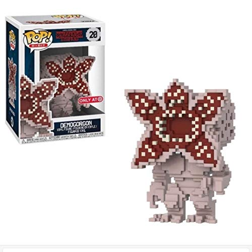 Figura Pop 8 bit Stranger Things Demogorgon Exclusive