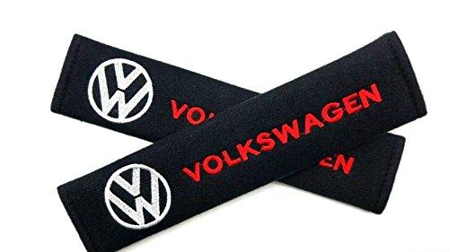 Car Accessory Warehouse Exclusive Product - VW Volkswagen Seat Belt Shoulder Pad Custom Automotive Seatbelt - Seat Belt Beetle
