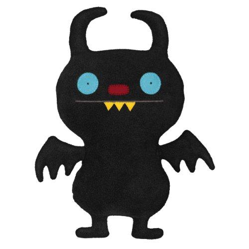UglyDoll Little Ugly Plush Doll, Ninja Batty Shogun ()
