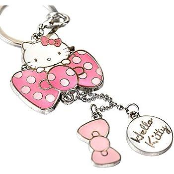 b59bb5589 Interior Accessories SANRIO PlastiColor 4297R01 Hello Kitty Charm Key Chain
