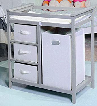 Miraculous Amazon Com Baby Changer Tray Cabinet Diaper Changing Table Download Free Architecture Designs Intelgarnamadebymaigaardcom