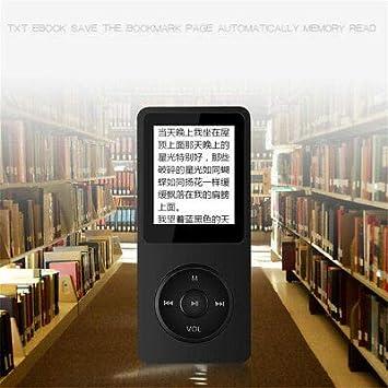 FidgetGear - Reproductor de música MP3 y MP4 (70 Horas de ...