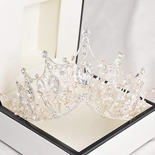 Rhinestone Princess Pageant Bridal Handmade Accessories product image