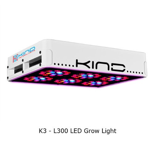 Kind LED K3 Grow Light, L300