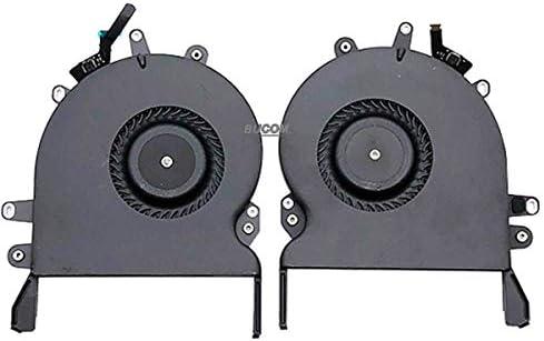 Bucom - Juego de Ventilador de CPU para MacBook Pro 15