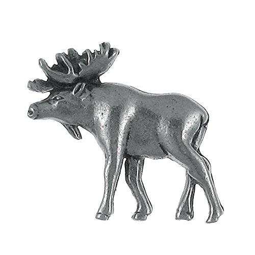 Moose Lapel Pin - 1 Count