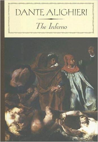 Amazon Com The Inferno Barnes Noble Classics