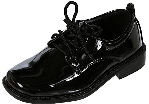 Toddler Boy Black Dress Shoes: Amazon.com