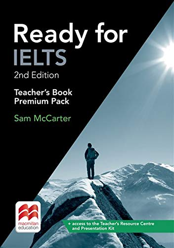 Ready for IELTS (2nd Edition) Teacher's Book Premium Pack