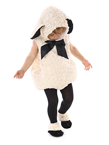 (Princess Paradise Baby Vintage Lamb Deluxe Costume, As As Shown)