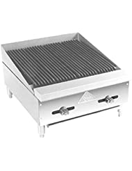 Comstock Castle FHP18 1 5RB Gas Countertop Radiant Char Broiler