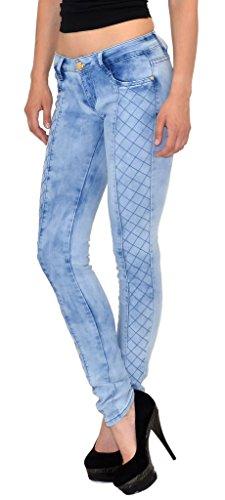 Jean femme skinny Jeans femmes noir pantalon en jean femme slim J181 J51