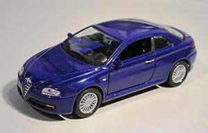 Alfa Romeo GT azul 1:34 Welly 42340