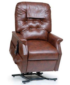 Golden Technologies PR-200 Capri Lift Chair - Size Medium - Color Autumn (Light Brown) (Chair Arm Capri)