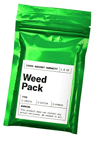 Cards Against   Humanity  Weed Pack  Expansion