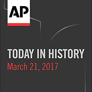 Today in History: March 20, 2017 Radio/TV Program