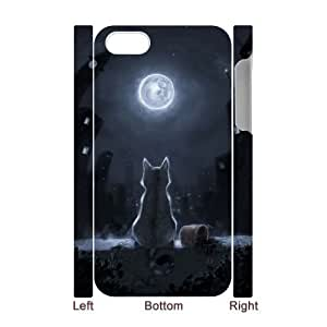 Good night CUSTOM 3D Cell Phone Case For Apple Iphone 5/5S Case Cover LMc-72321 at LaiMc