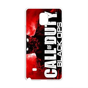 SKULL Call of Duty Black Ops zombies Cell Phone Case for Samsung Galaxy Note4