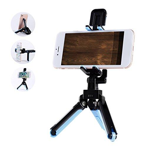 Flexible LESHP PortableTripod Adapter Smartphones