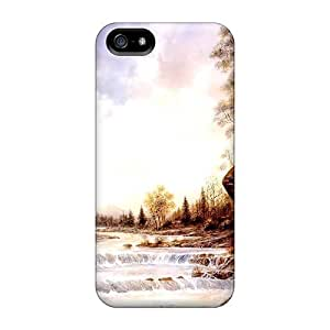 New Cute Funny Royo's Painting Case Cover/ Iphone 5/5s Case Cover