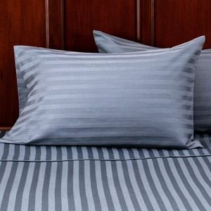 Better Homes and Gardens Wrinkle-Free 300-Thread Count Damask Stripe Pillowcases from Better Homes & Gardens