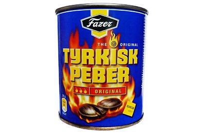 (Fazer Tyrkisk Peber 375g)
