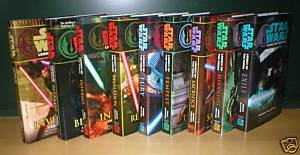 Star Wars - Legacy of the Force (Books - Star Wars Betrayal