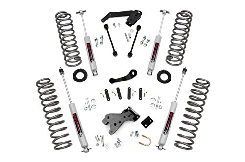 jk lift kit system - 4