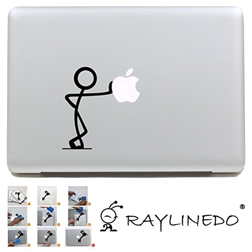 ovable DIY Macbook Air Pro Decal Stickers Decoration Laptop Sticker For 11