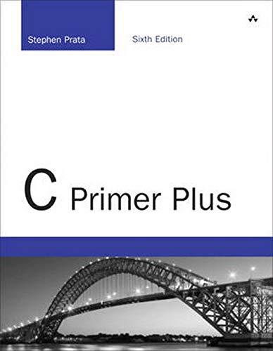 C Primer Plus (6th Edition) (Developer's Library)