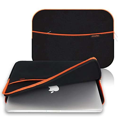 Pawtec MacBook 13-Inch Pro / Retina / Air - Mac Pro 13 Orange Case