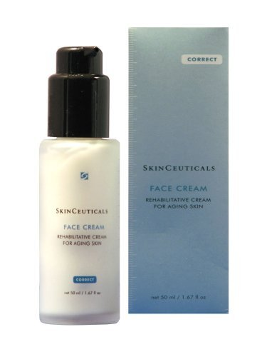 Skinceuticals  Face Cream Rehabilitative Cream For Aging Skin, 1.67-Ounce Pump Bottle by SkinCeuticals