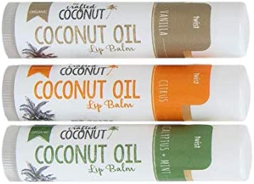 Organic Coconut Balm Blended Essential product image