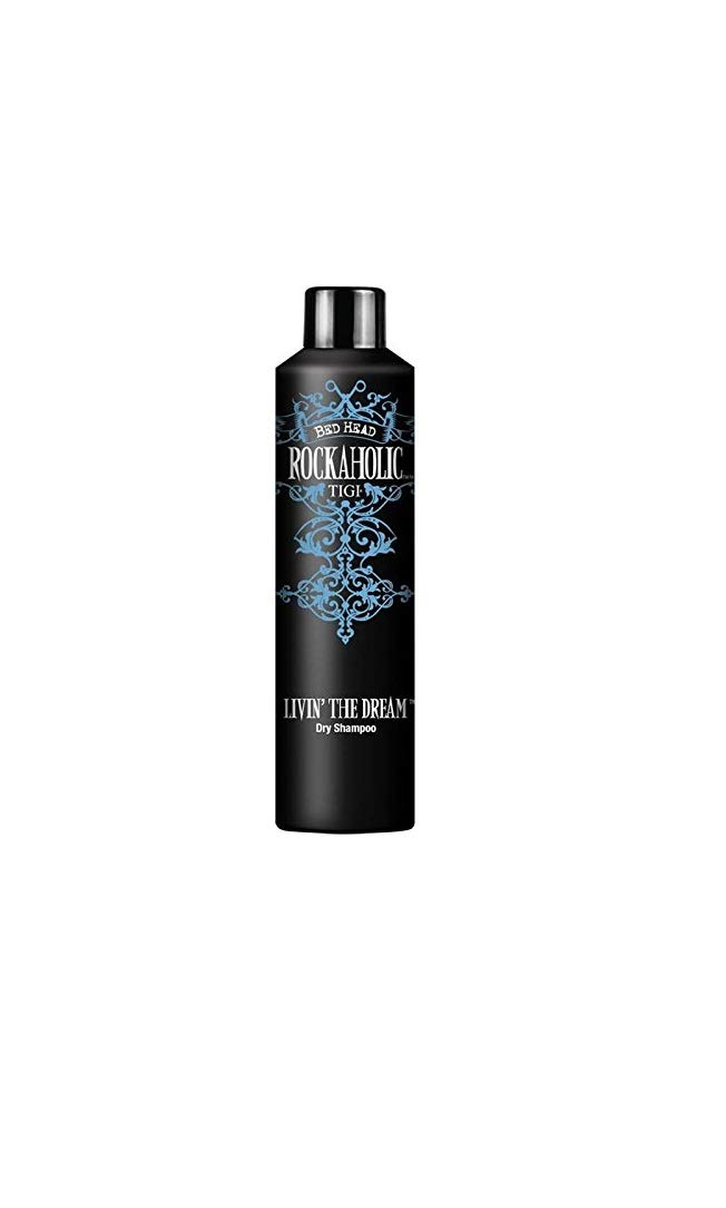 TIGI Bed Head Rockaholic Living The Dream Dry Shampoo, 250 ml