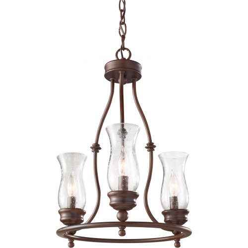 Feiss F2782 3HTBZ Chandelier Heritage product image
