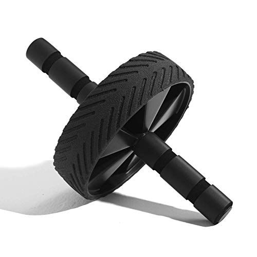 Max4out Ab Roller for Abdominal and Stomach Exercise Core Strength Training, Workout Wheel for Home Gym with Non-Slip Handles