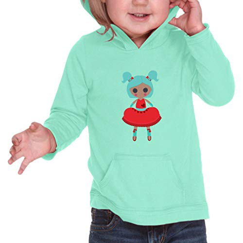 Rag Doll Hooded Sweatshirt - 9