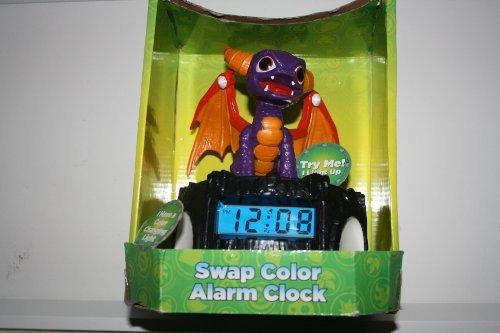 UPC 049353869292, Skylanders Swap Force Swap Color Alarm Clock