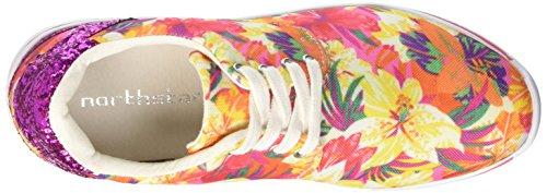 top Scarpe 5495230 Low Star North Multicolore Donna TqFv0n