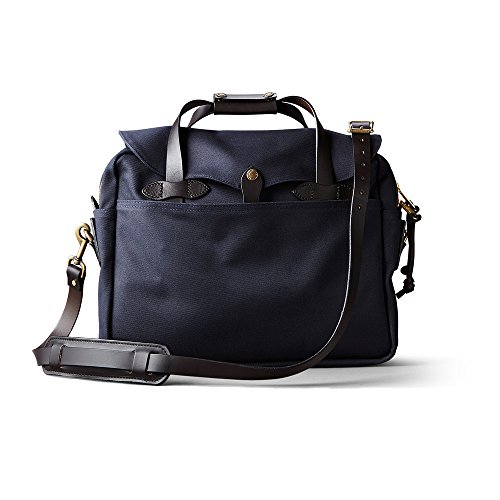 Filson Briefcase Computer Bag - Navy by Filson