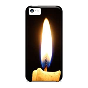 MMZ DIY PHONE CASECynthaskey Case Cover For ipod touch 4 - Retailer Packaging Candle Protective Case